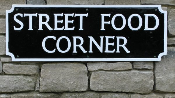 street-food-sign