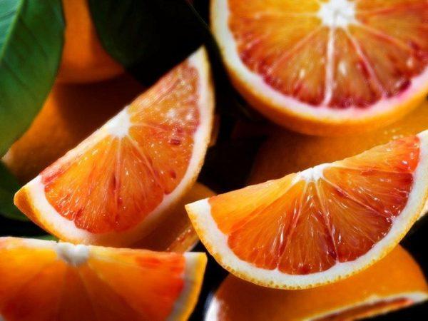 arancia rossa Igp fine campagna