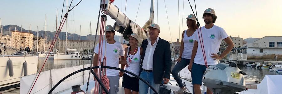 La Terra incontra il Mare: l'agroalimentare siciliano in barca a vela