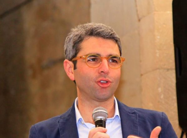 Domenico Venuti, presidente Gal Valle del Belice