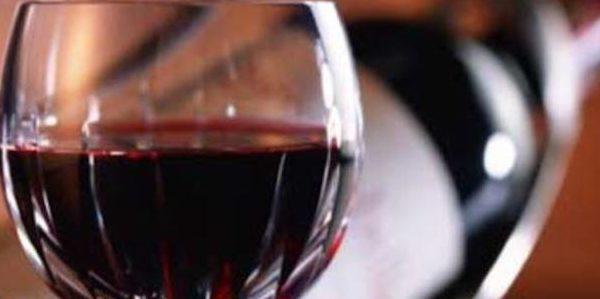 calice vino Nero d'Avola