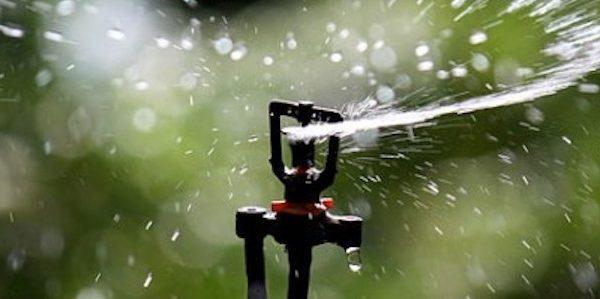 irrigatione agrumeti progetto NCWR