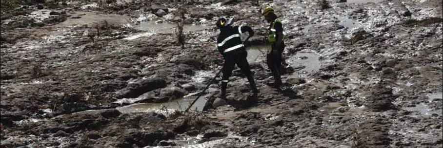 operai post alluvione