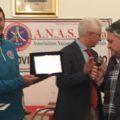 premiazione Nunzio Mogavero