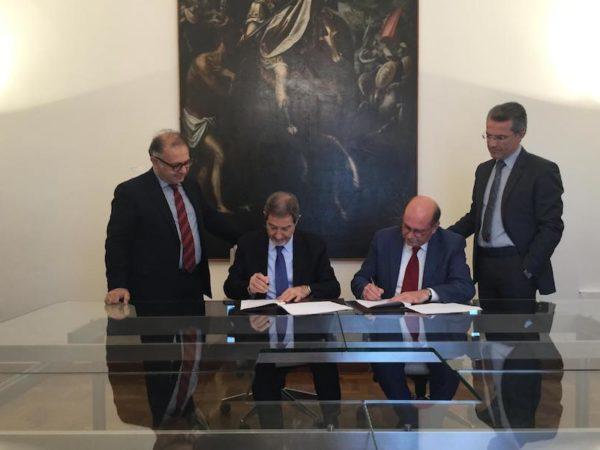 Firma accordo per Pietrarossa