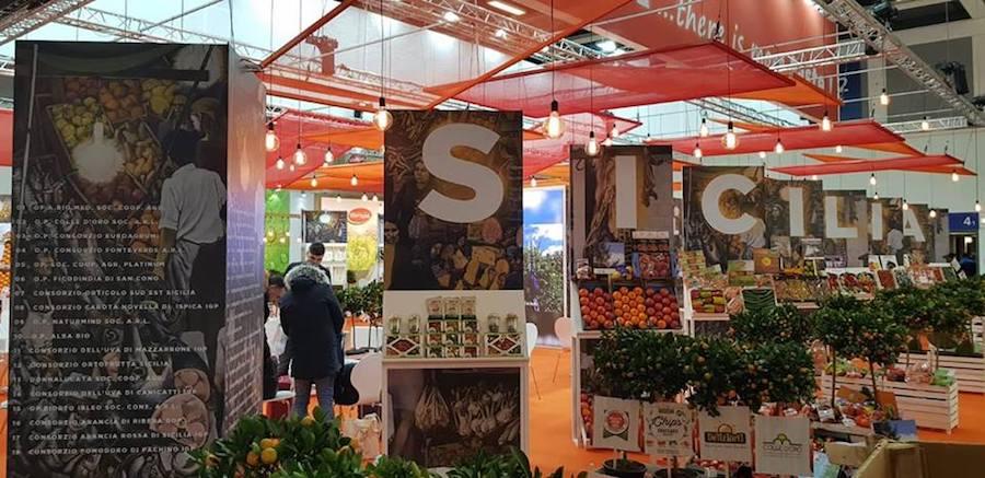 Successo dell'ortofrutta siciliana al Fruit Logistica di Berlino