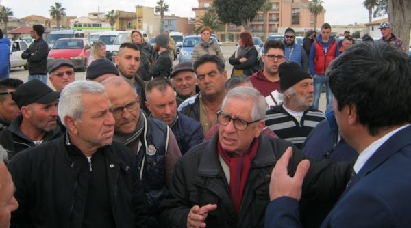 protesta allevatori Vittoria