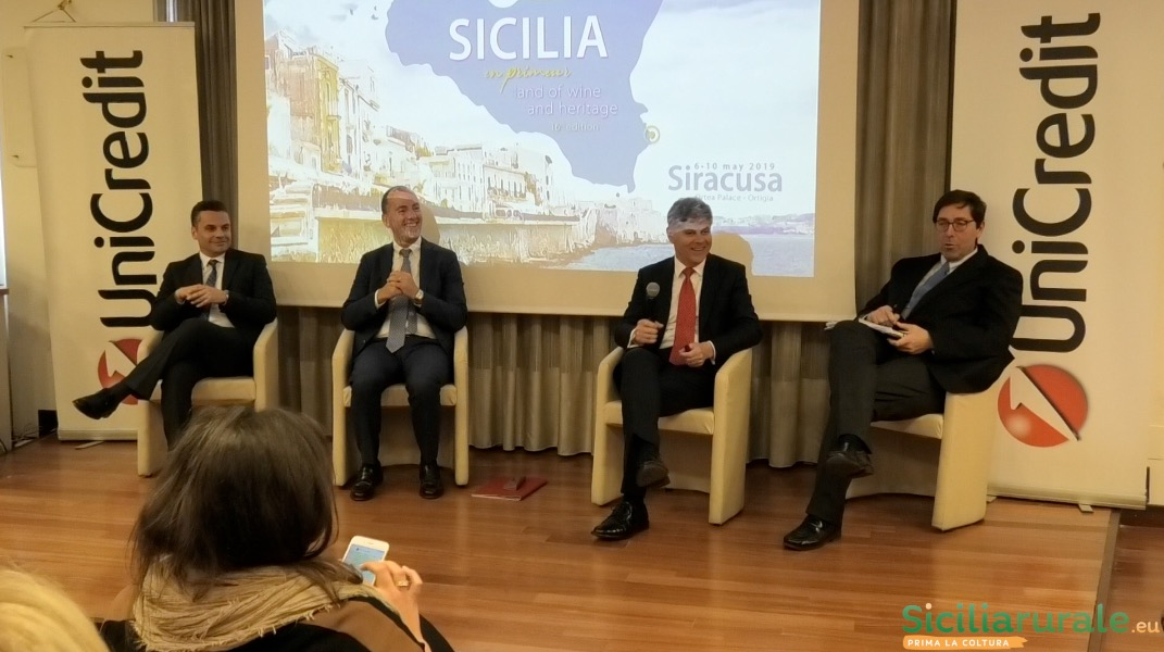 Vino, cultura e territorio, il meglio dell'Isola in mostra agli ospiti di Sicilia en Primeur Video