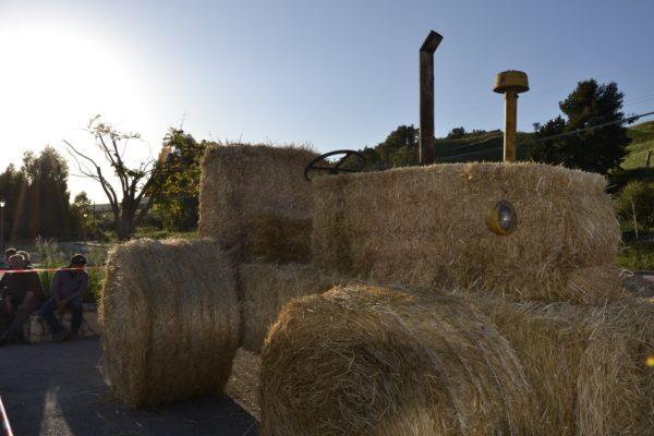 Festa del grano valle del Tumarrano