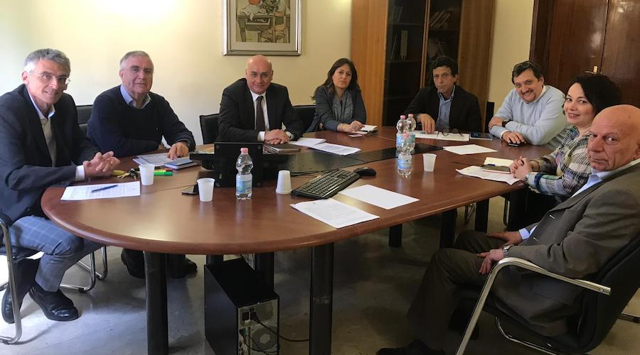 riunione Strade del Vino Sicilia