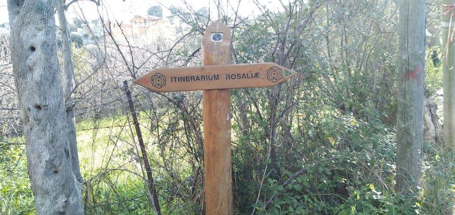Cammino di Santa Rosalia
