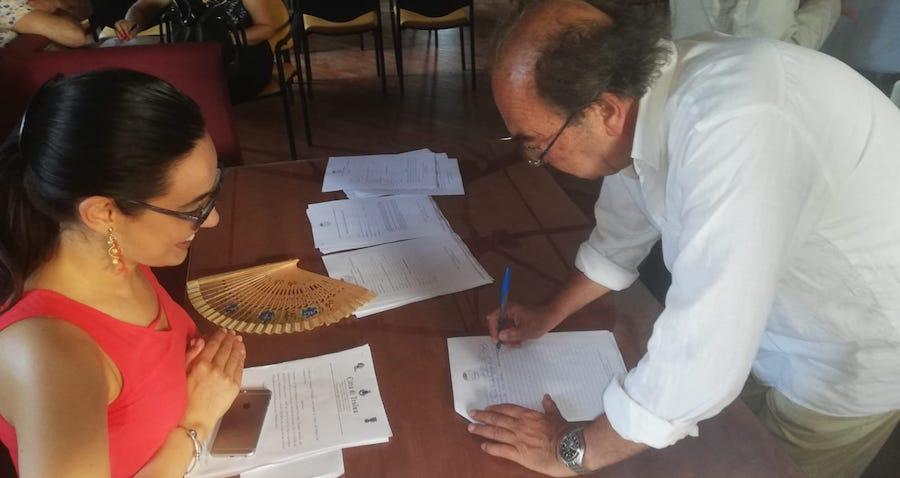 firma distretto del cibo Nebrodi-Valdemone