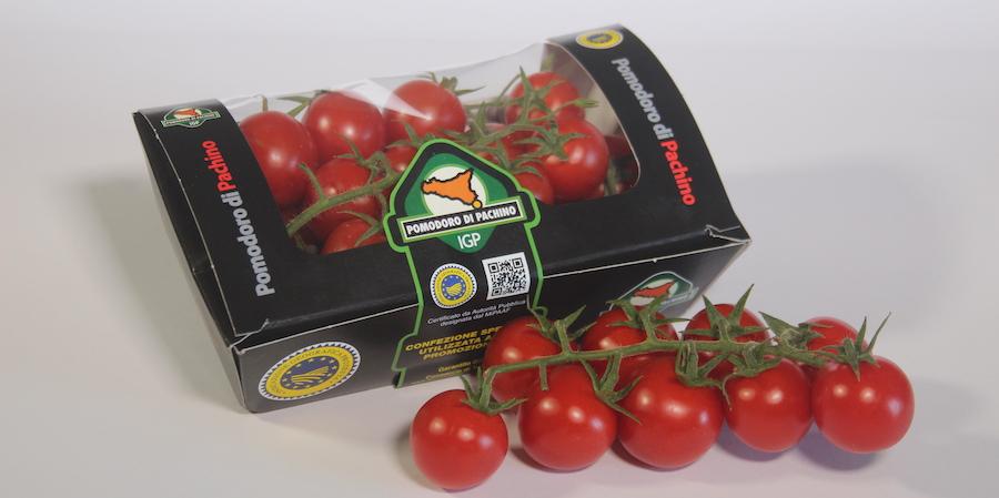 Pachino Igp nuovo packaging