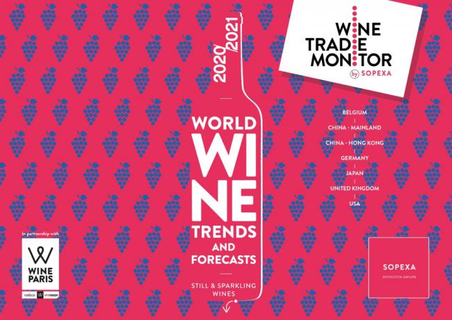 Sopexa diffonde i nuovi dati della produzione del vino italiano