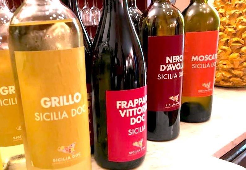 Vini Doc Sicilia: in netta ripresa la produzione nell'ultimo trimestre