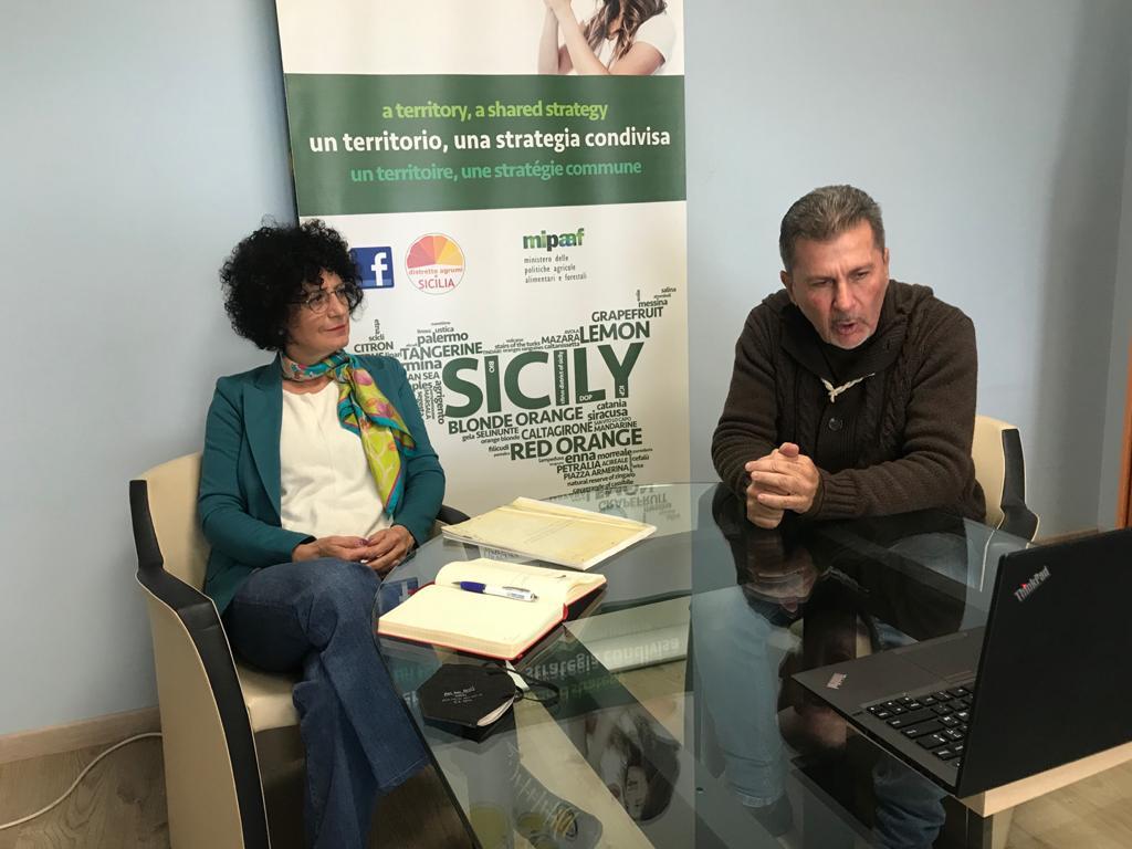 Agrumi, Distretto Sicilia incontra Patuanelli per migliorare la filiera