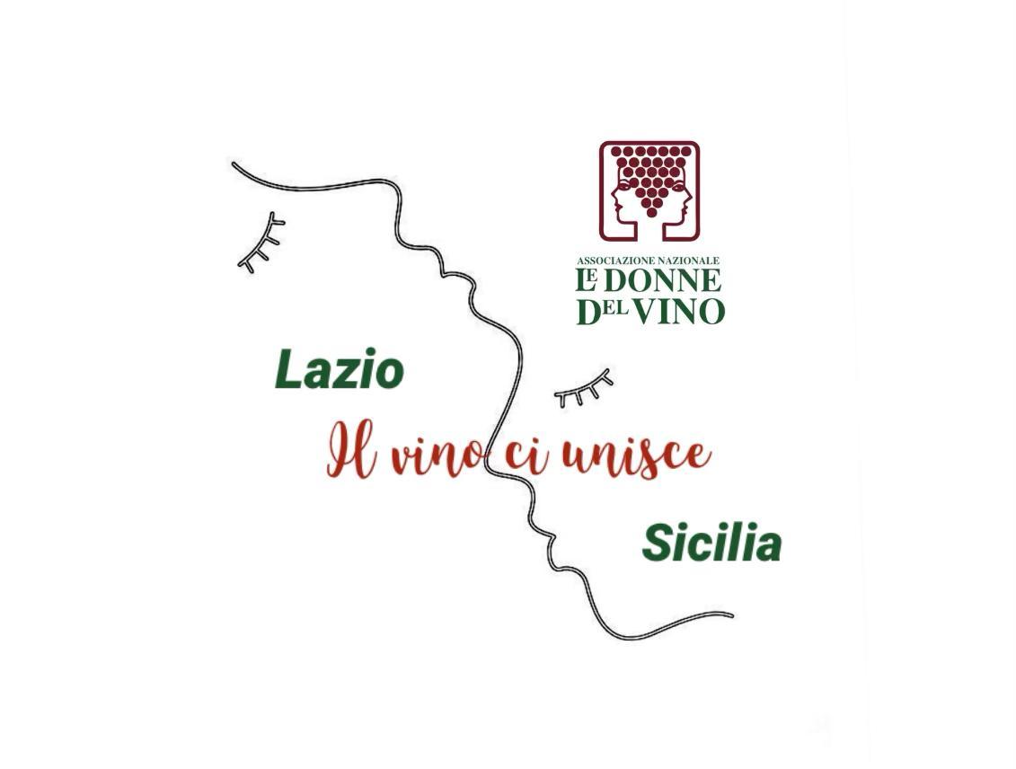 """Donne Vino, gemellaggio Lazio-Sicilia con l'iniziativa """"Il vino ci unisce"""""""