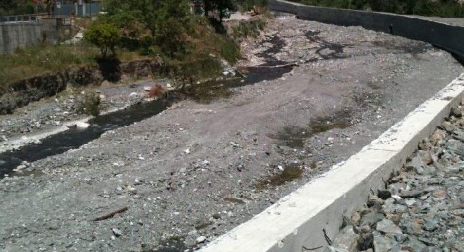 Dissesto idrogeologico: in sicurezza il torrente Fiumedinisi