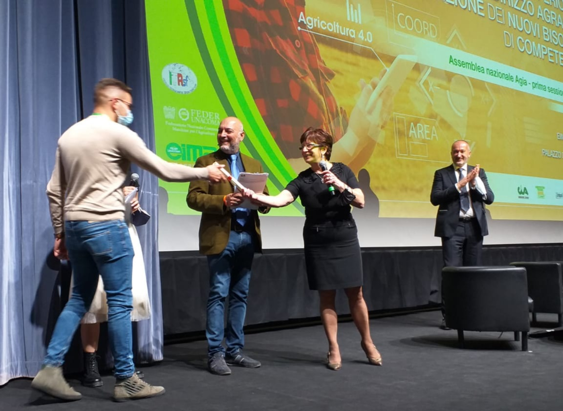 "Eima 2021, Agia-Cia: ""Dagli under 20 macchine hi-tech per l'agricoltura eroica"""